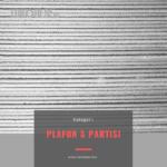 Plafon & Partisi